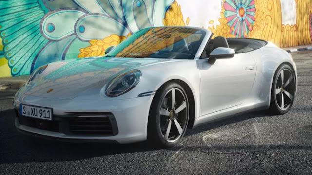 Essai de la Porsche 911 2021