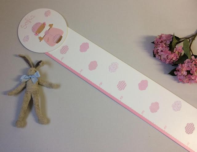 Medidores infantiles personalizados para niños