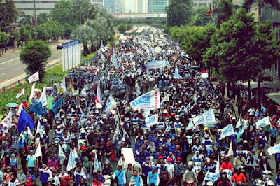 Presiden KSPI: Satu Juta Buruh Ikut Demo 2 Desember