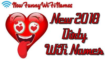 dirty wifi names