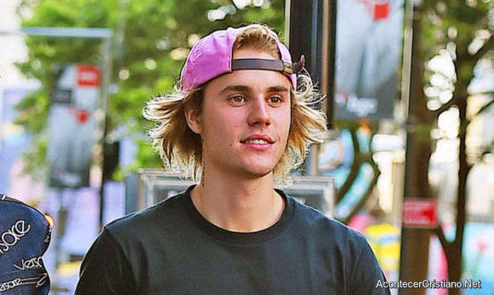 Justin Bieber comparte su fe en redes sociales