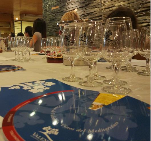 Crece el interés del publico por el conocimiento y la cultura del vino