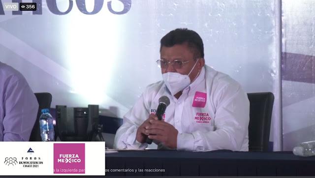 Vamos a construir una nueva Mérida: Ismael Peraza