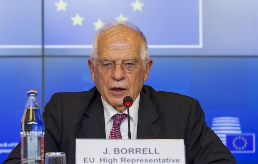 Μπορέλ: Η Τουρκία στέλνει επικίνδυνο μήνυμα