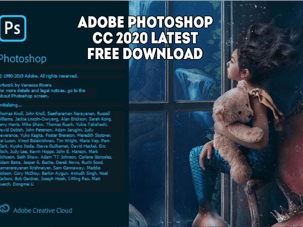 Download Adobe Photoshop CC 2020 v21.0.3