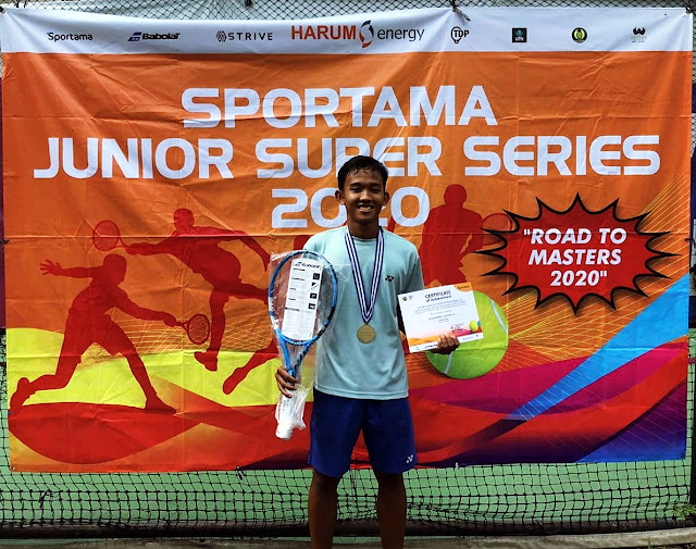 Sportama Junior Super Series II - 2020: Inilah Juaranya