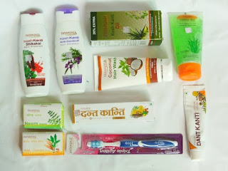 Patanjali products for skin 2017