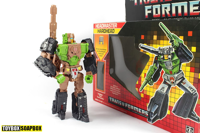 transformers titans return hardhead g1