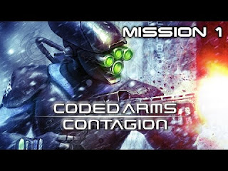 download Coded Arms - Contagion Game PSP For ANDROID - www.pollogames.com