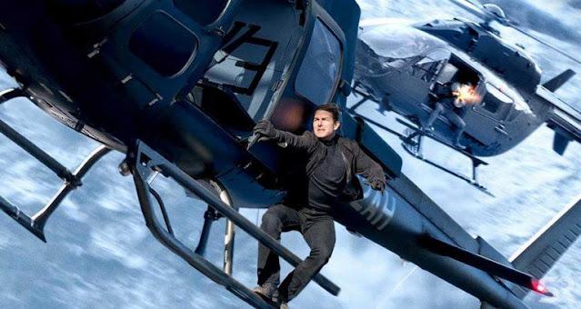 """CINE: """"Misión Imposible 7"""" reanudará su rodaje en septiembre."""