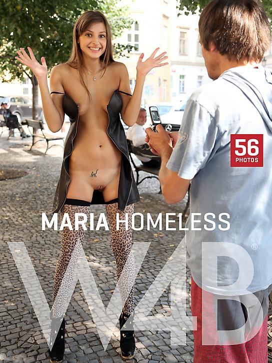 W22B17 Maria - Homeless 07150