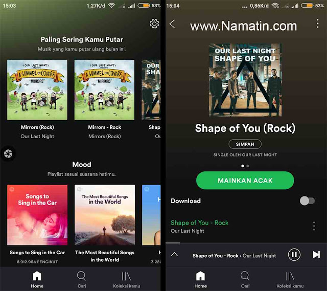 spotify premium indonesia download gratis