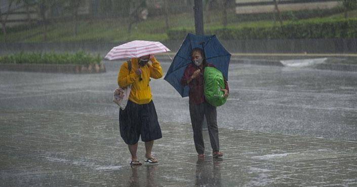 Amaran Hujan Lebat Di Sabah Dan Di Banyak Kawasan Negeri Semenanjung Sehingga Esok