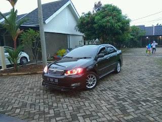 Dijual Corolla Altis G MT 2005 Harga Dibawah 100 Juta