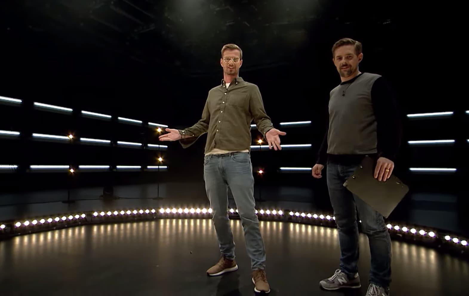 Joko und Klaas gegen ProSieben | Joko & Klaas Live also 15 Minuten für Seawatch, für Obdachlose und gegen Nazis im TV