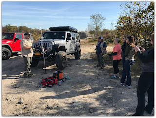 NORA 4 x 4 Recovery Class at Rausch Creek