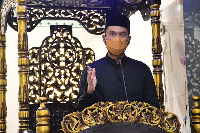 Harapan Bupati ASA Pada Peringatan Tahun Baru Islam