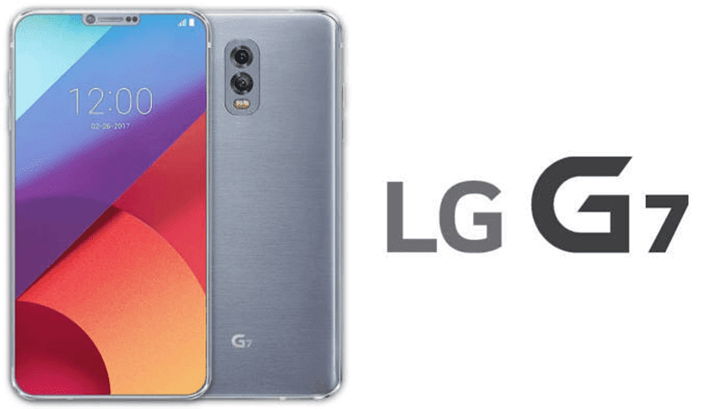 LG G7 will be released in Korea this April?