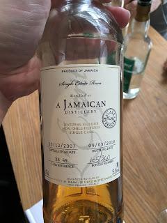 L'Esprit – A Jamaican Distillery – 10 ans (décembre 2017 -  mars 2018) – 55,3%