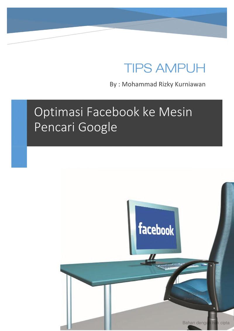 SEO Facebook ke Mesin Pencari Google