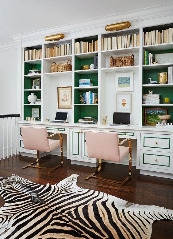 Cómo decorar un mueble de salón antiguo (para que deje de ser