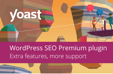 Yoast Premium SEO Wordpress Plugin 4.0