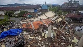 19.435 Orang Mengungsi Akibat Gempa Sulawesi Barat
