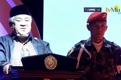 RI Utang Rp1,2 Triliun ke Muhammadiyah, Din: Kami Bukan Meminta