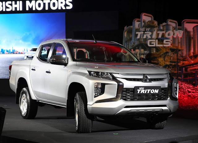 mesin new triton