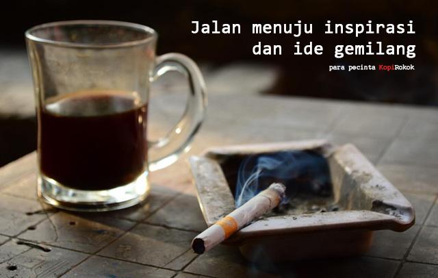 Curhatan dari Pecinta Kopi dan Rokok Indonesia