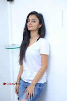 Telugu Actress Mahima Makwana Exclusive Stills in Blue Denim Jeans  0194.JPG