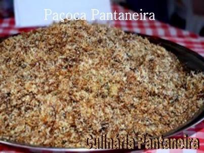 Paçoca Pantaneira