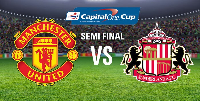 Ver Man United vs Sunderland en Vivo