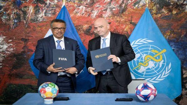 FIFA comparte documento con sugerencias médicas contra Covid-19