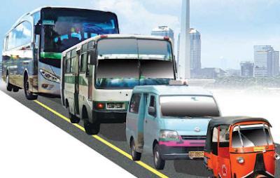 6 Penyebab Alat Transportasi Umum Tidak Diminati