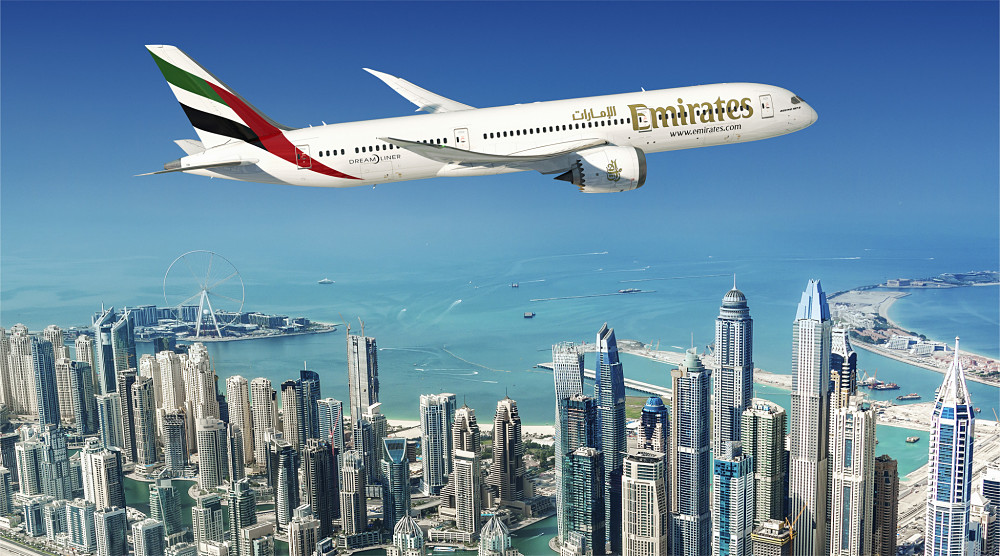 Boeing Clinches US$8.8 billion Order for 30 B787s from Emirates