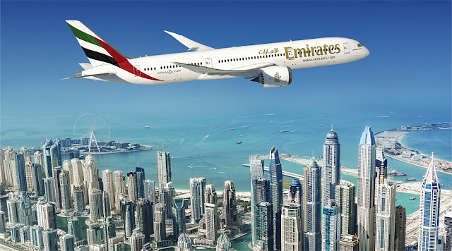 Image Attribute: Emirates firms up US$8.8 billion order for 30 Boeing 787s at 2019 Dubai Airshow / Source: Emirates