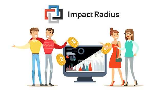 شرح موقع Impact affiliate