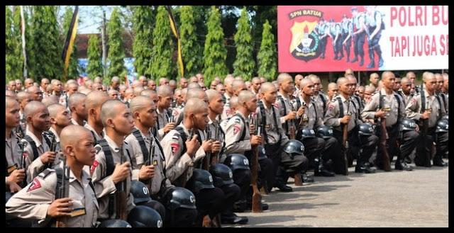 biaya bimbel tes POLRI Surabaya berpengalaman