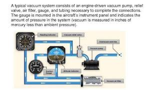 Aircraft Vacuum System Controller
