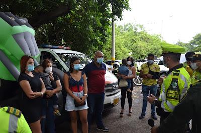 https://www.notasrosas.com/Policía del Cesar preservará la seguridad vial, durante el puente festivo del 16 de noviembre