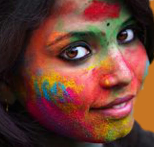 How to remove holi colour from face 2019