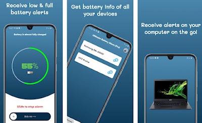 Ultimate Battery Alarm
