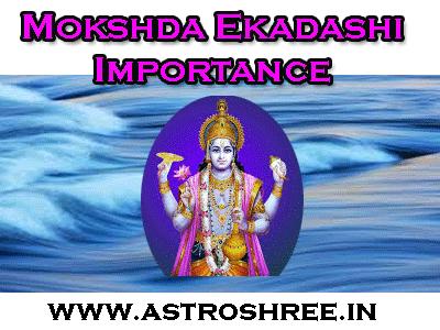 importance of mokshda ekadashi