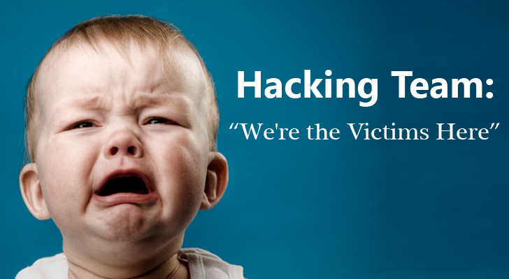 Hacking Team: We're Victim of a Criminal Cyber Attack