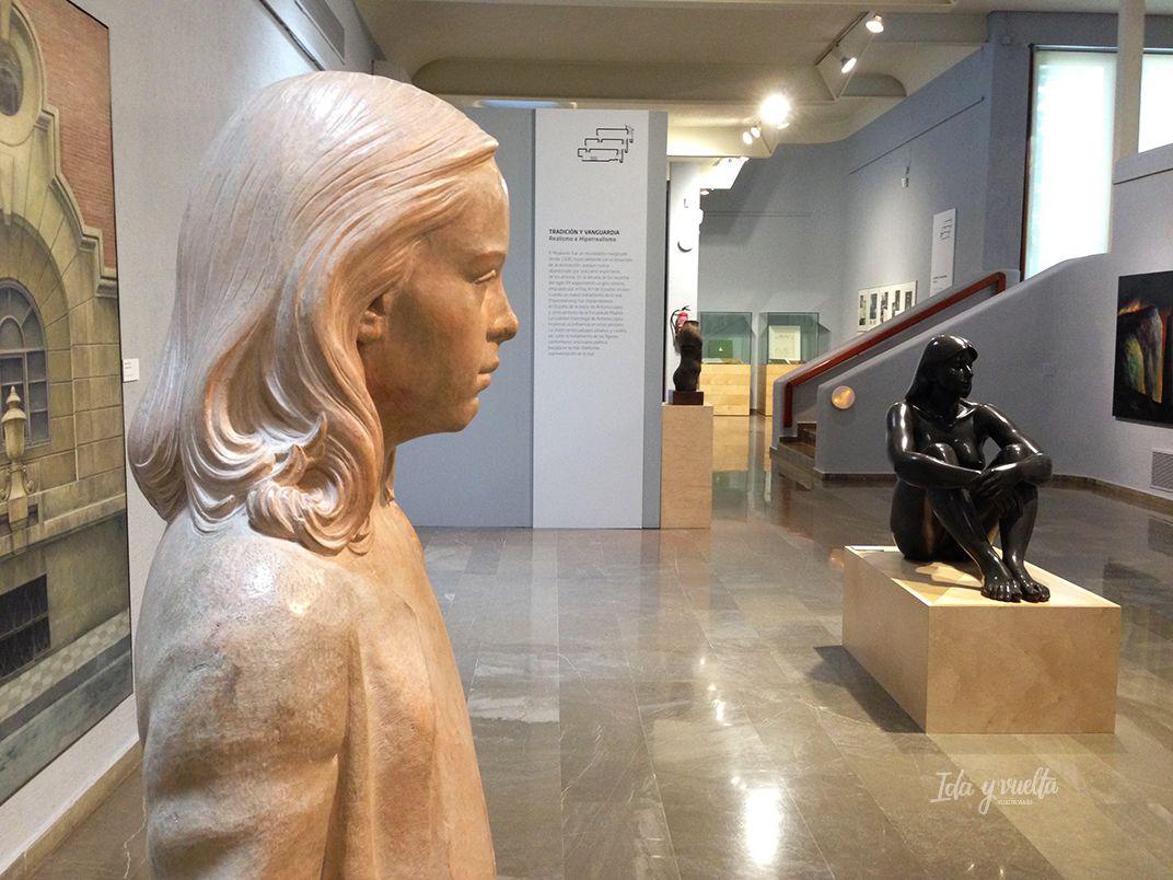 Museos Castilla- La Mancha Museo Albacete escultura