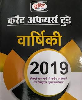 Drishti Current Affairs 2019