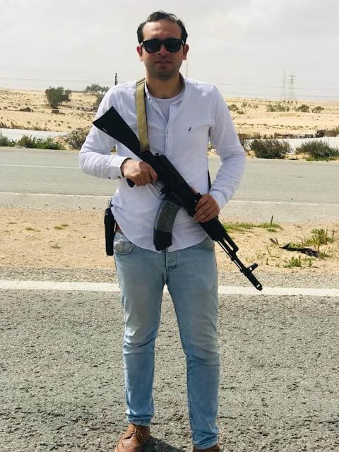 الخبر المصري تهنئ النقيب أحمد يسري على توليه رئيس مباحث قسم شرطة المطرية