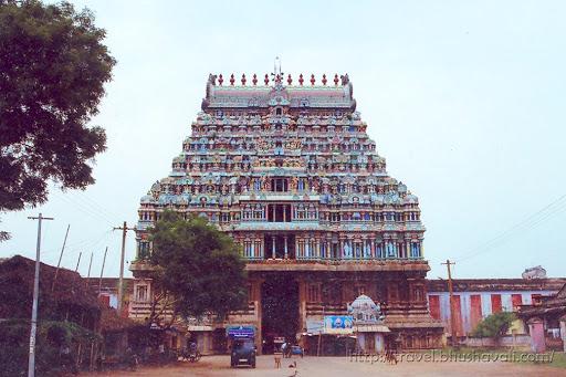 Thiruvarur Thyagarajar Temple