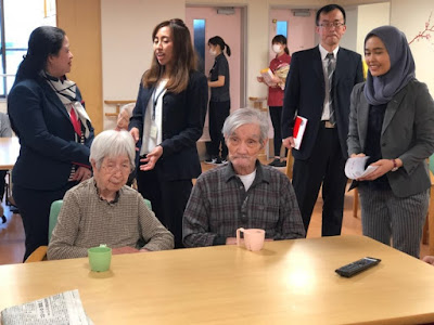 Careworker (Perawat Lansia) di Jepang
